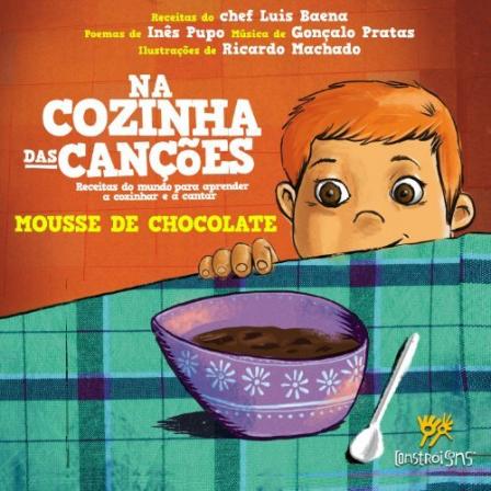 Na cozinha das canções – Mousse de chocolate