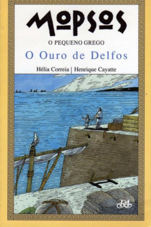 Mopsos, the little greek: The Delfos Gold