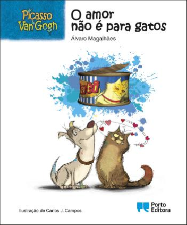 Picasso & Van Gogh - Love isn't for cats